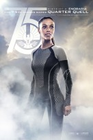 The Hunger Games Catching Fire Quarter Quell Poster Enobaria