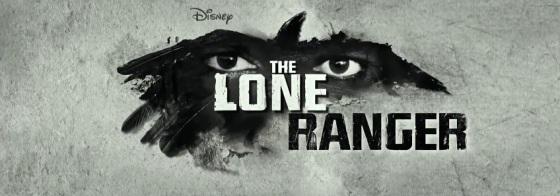 The Lone Ranger 2013 Title Movie Logo