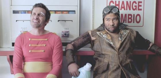 'The Sidekick' Comic-Con 2013 World Premiere feat. Martin Starr, Jordan Peele, and Ron Livingston