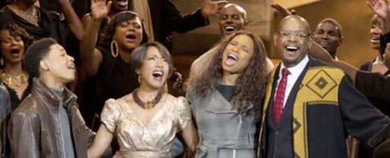 Black Nativity Movie 2013