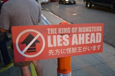 Comic-Con Legendary Pictures Godzilla Experience 3