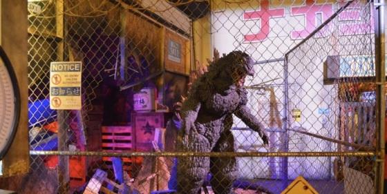 Comic-Con Legendary Pictures Godzilla Experience