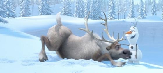 Frozen Movie 2013
