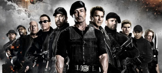 Full Cast and Plot Announced for 'The Expendables 3'