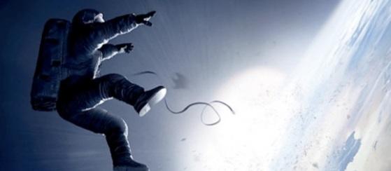 Gravity Movie 2013