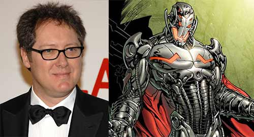 James Spader Cast as Ultron in Avengers 2