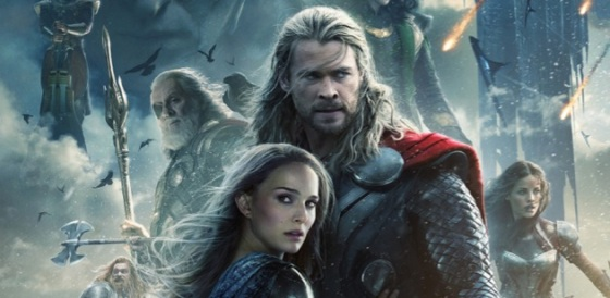 Marvel Studios Releases New Thor The Dark World Poster