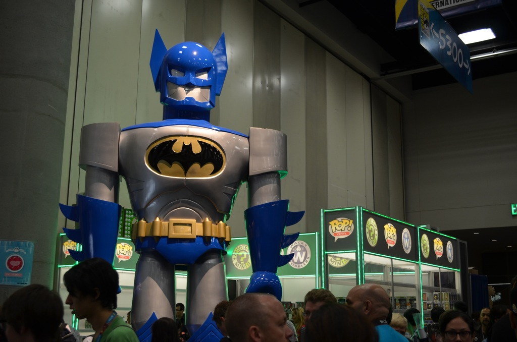 San Diego Comic-Con 2013 Batman Statue