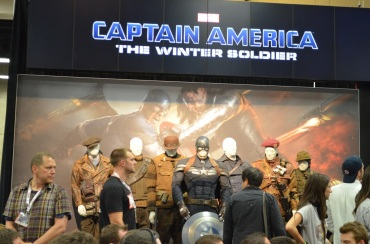 San Diego Comic-Con 2013 Captain America The Winter Soldier