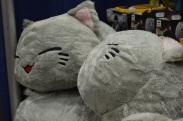 San Diego Comic-Con 2013 Cat Plushies