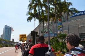 San Diego Comic Con 2013 Convention Center
