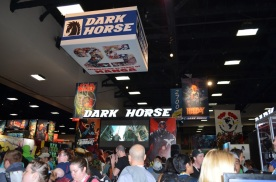San Diego Comic-Con 2013 Dark Horse Comics Booth