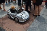 San Diego Comic-Con 2013 Dog Batmobile
