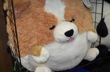 San Diego Comic-Con 2013 Dog Plushie