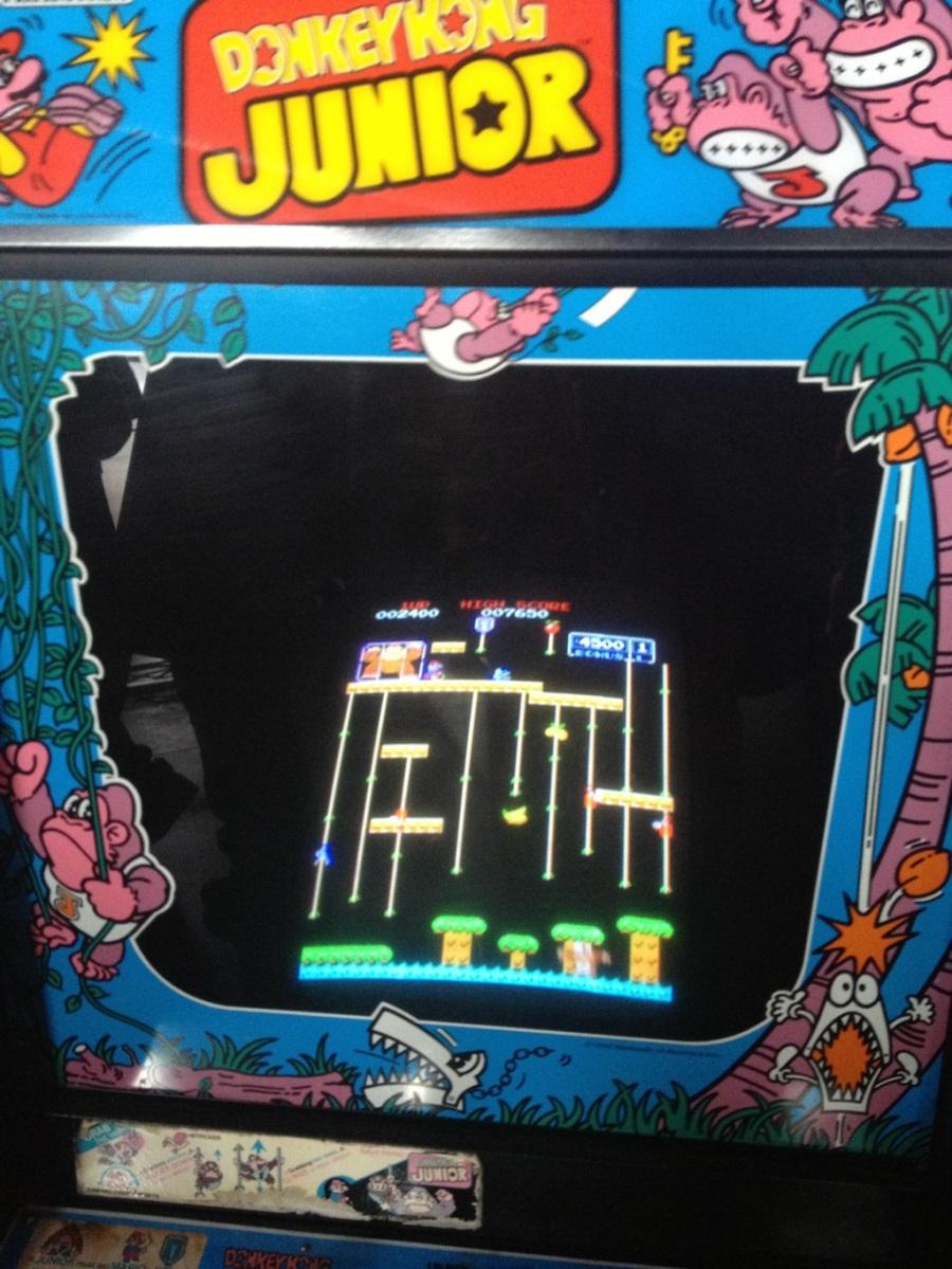 San Diego Comic-Con 2013 Donkey Kong JR