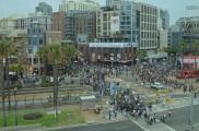 San Diego Comic-Con 2013 Downtwon Gaslamp