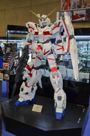 San Diego Comic-Con 2013 Gundam Replica