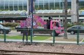 San Diego Comic-Con 2013 Hello Kitty Truck