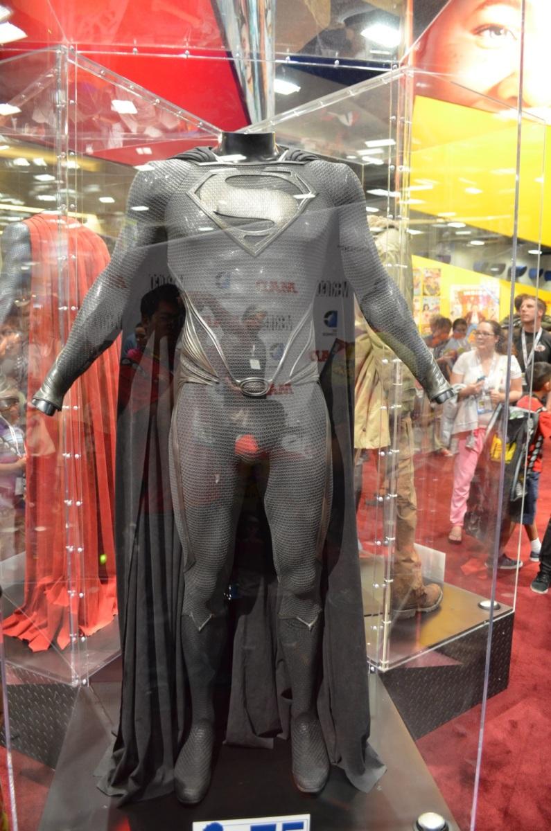 San Diego Comic-Con 2013 Krypton Costume