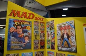 San Diego Comic-Con 2013 Mad Magazine Booth