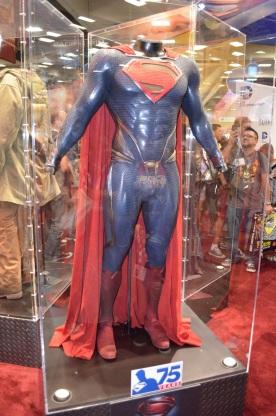 San Diego Comic-Con 2013 Man of Steel Costume