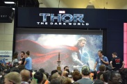 San Diego Comic-Con 2013 Marvel Thor Booth Reveal