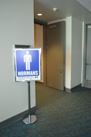 San Diego Comic Con 2013 Men's Bathroom