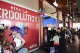 San Diego Comic-Con 2013 Nerd HQ Arcade