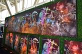 San Diego Comic-Con 2013 Nerd HQ Mural