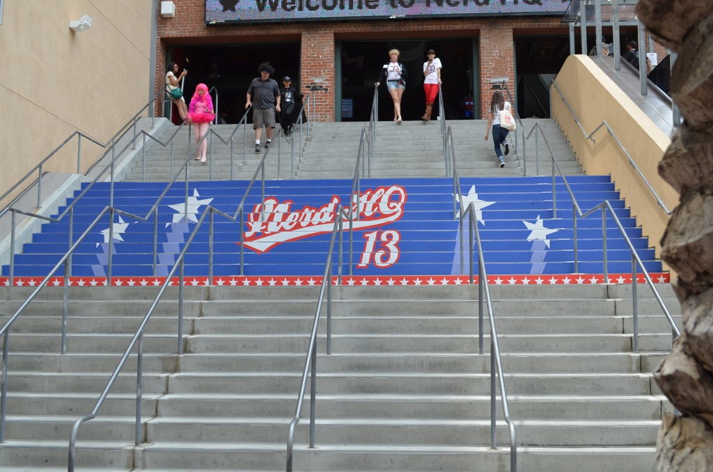 San Diego Comic-Con 2013 Nerd HQ