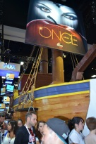 San Diego Comic-Con 2013 Once Upon a Time Booth