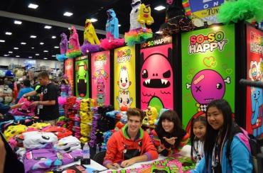 San Diego Comic-Con 2013 So-So Happy