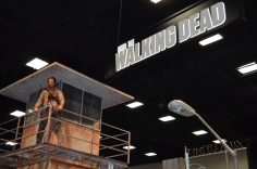 San Diego Comic-Con 2013 The Walking Dead Experience