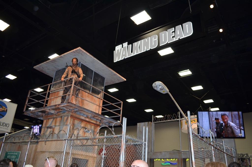San Diego Comic-Con 2013 The Walking Dead Prison