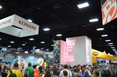 San Diego Comic Con 2013 Thursady Convention Floor 2
