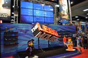 San Diego Comic Con 2013 Thursady LEGO the Movie