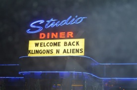 San Diego Comic Con 2013 Thursady Studio Diner
