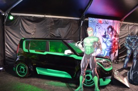 San Diego Comic-Con Green Lantern Scion