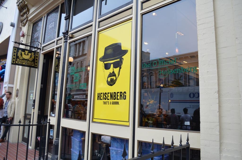 San Diego Comic-Con Heisenberg Hat Store