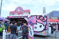 San Diego Comic-Con Hello Kitty Booth