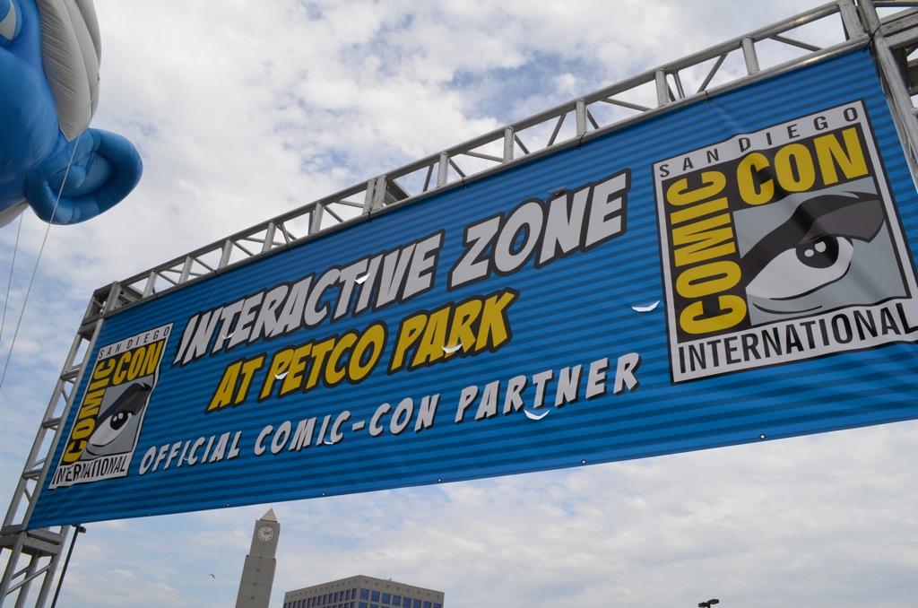 San Diego Comic-Con Interactive Zone
