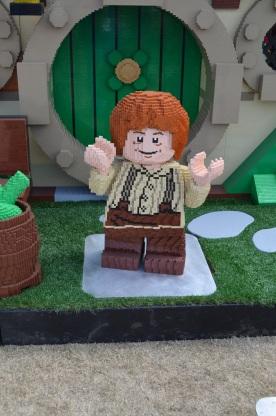 San Diego Comic-Con LEGO Bilbo Baggins