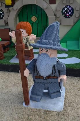 San Diego Comic-Con LEGO Gandalf