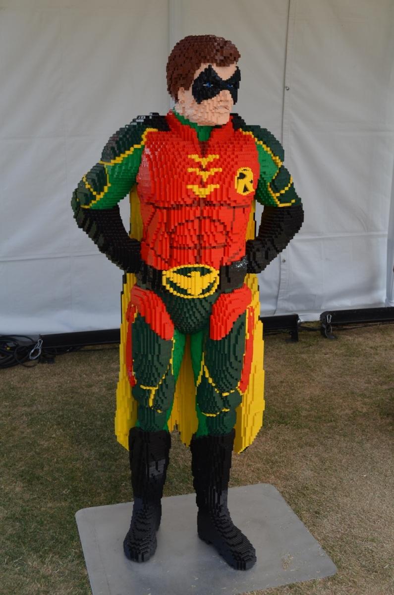 San Diego Comic-Con LEGO Robin