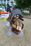 San Diego Comic-Con LEGO The Hobbit Dwarf