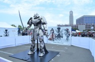 San Diego Comic-Con Silver Samurai