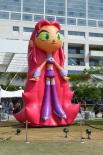 San Diego Comic-Con Starfire