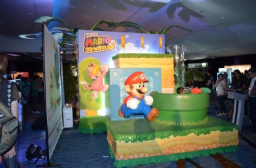 San Diego Comic-Con Super Mario 3D Worlds