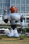 San Diego Comic-Con Teen Titans Cyborg