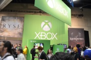 San Diego Comic-Con Xbox Booth